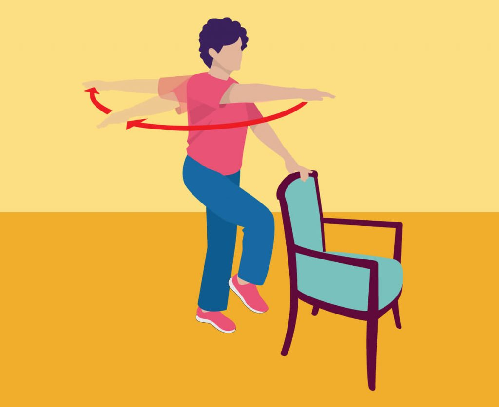 balance exercises for. Exercising clipart daily exercise