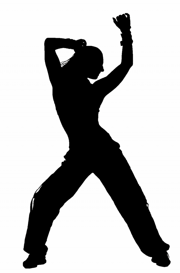 Way of life studio. Exercising clipart dance exercise