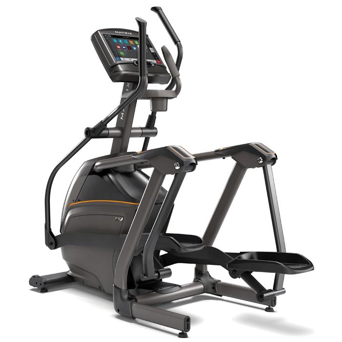 Exercising clipart elliptical. Matrix e with xir