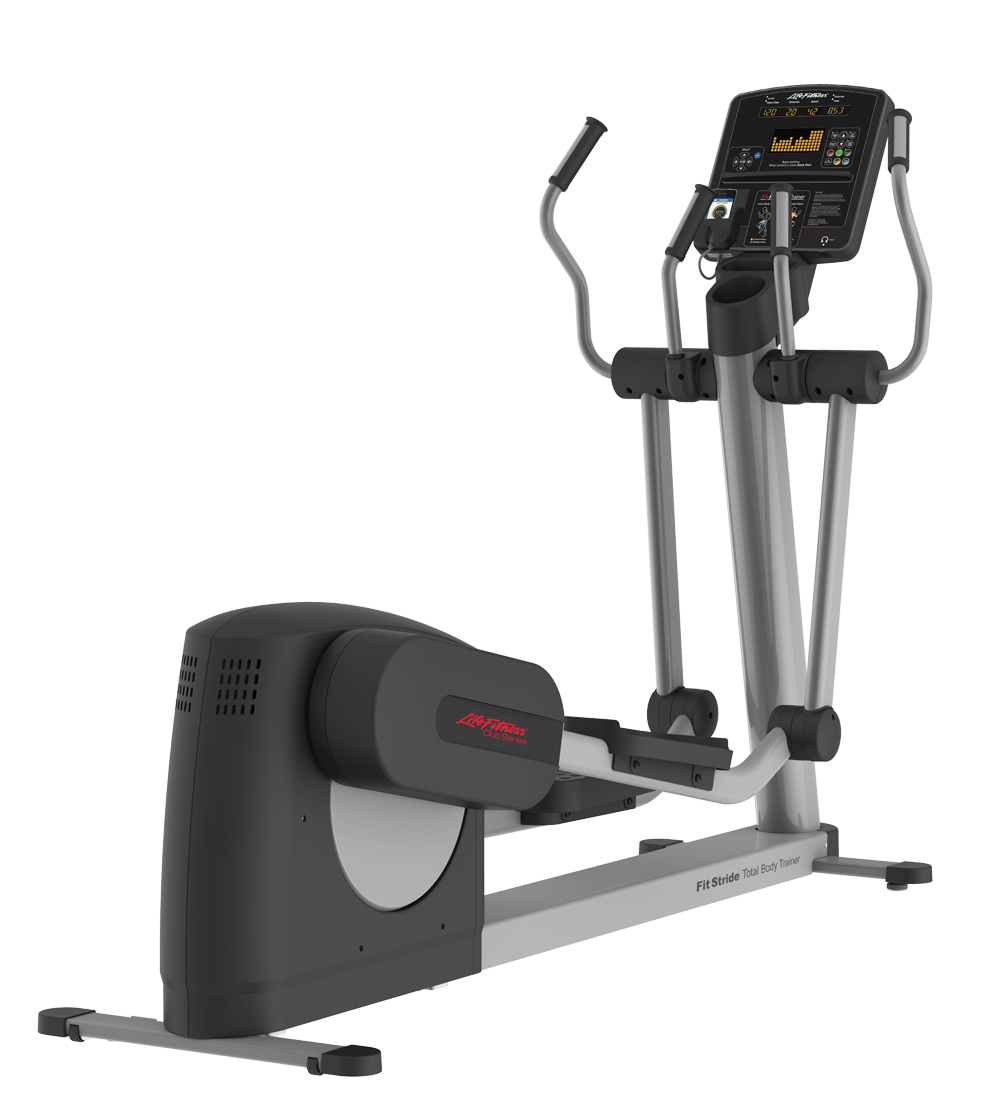 Exercising clipart exercise equipment. Elliptical trainer png transparent