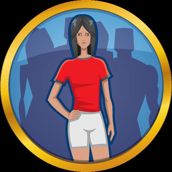 Flash fit mob medals. Motivation clipart fitness motivation