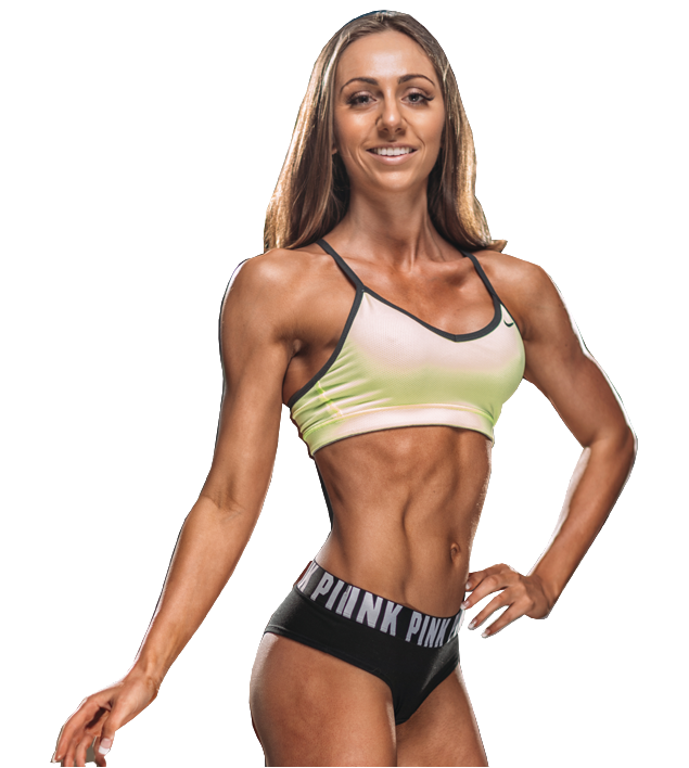 Exercising clipart fit girl. About vital physique becca