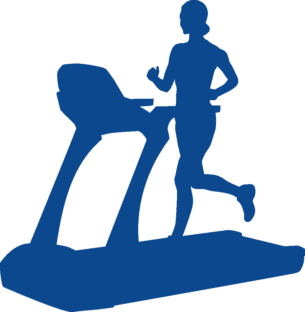 exercising clipart fitness centre