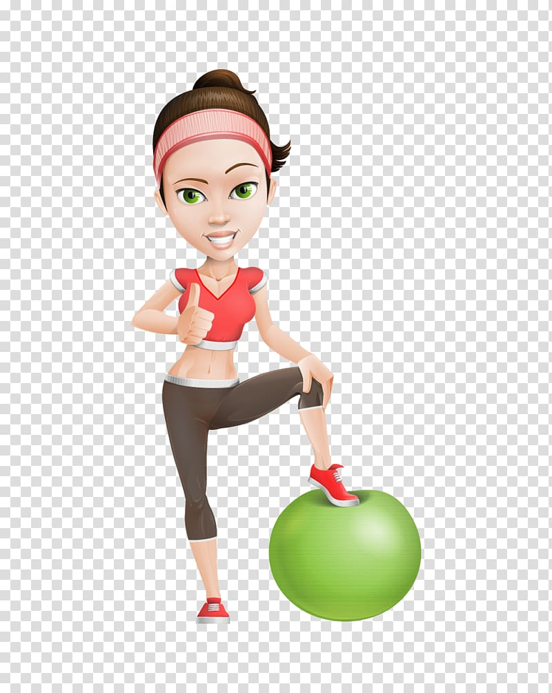 Centre physical weight loss. Exercising clipart fitness trainer