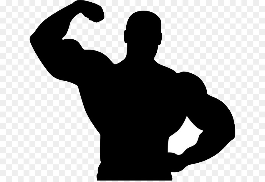 Exercising clipart muscle. Man cartoon exercise transparent