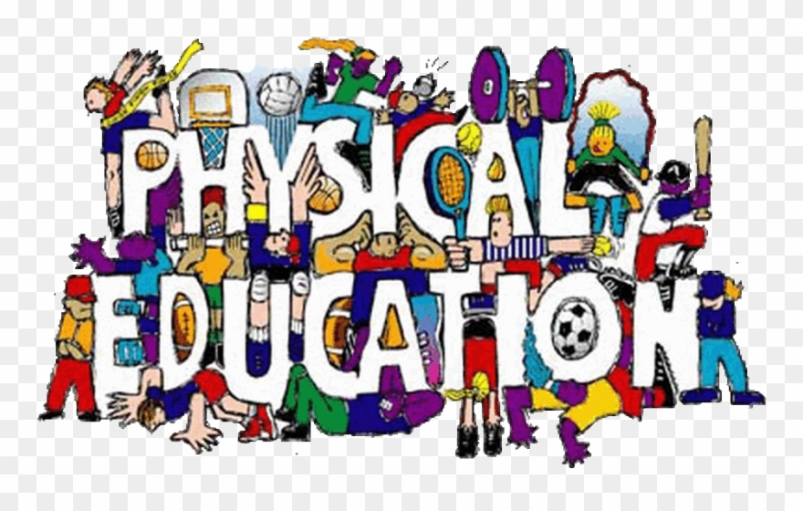 Exercising clipart physical education. Fitness clip art