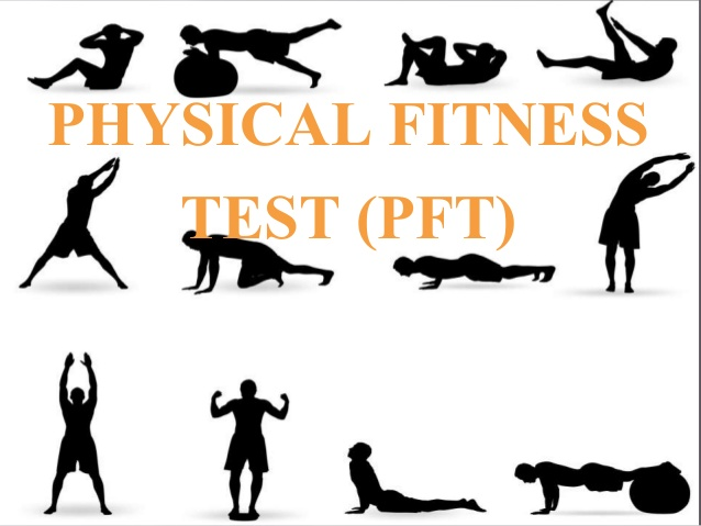 Exercising clipart physical fitness test. What is pft