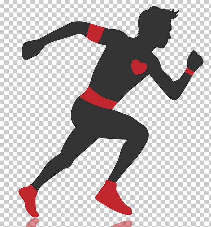 Exercising clipart physical fitness test. Multi stage running aerobic