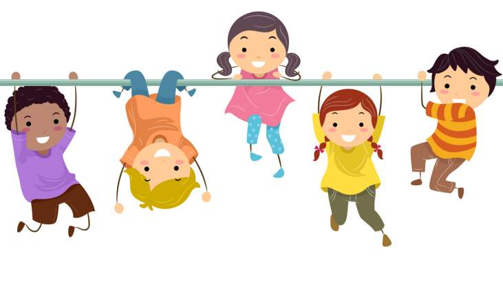 What exercises are adequate. Exercising clipart physical play