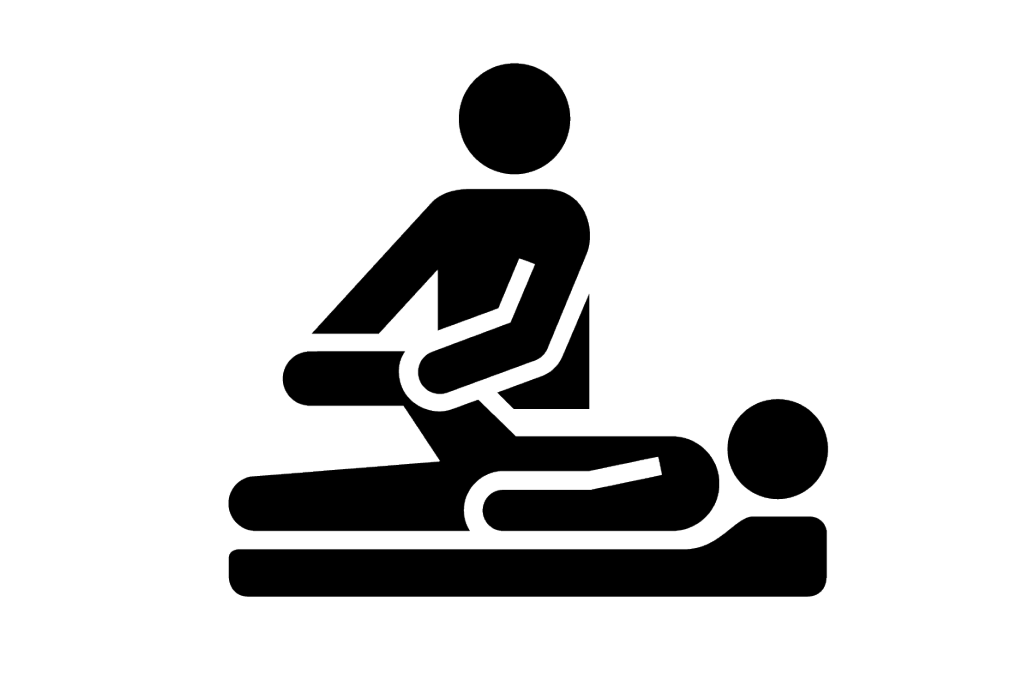 Massages school physical therapy