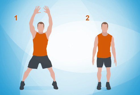 Exercising clipart proper exercise. The minute workout in