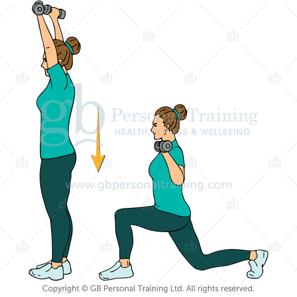 Top functional training exercises. Exercising clipart proper exercise