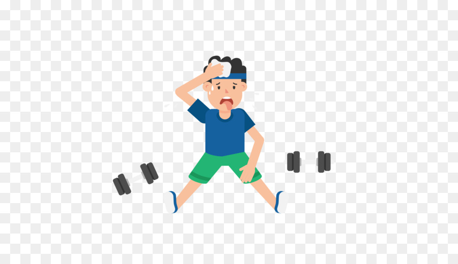 Exercising clipart workout clothes. Boy cartoon exercise muscle