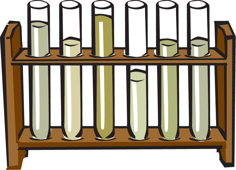 Creative media production for. Experiment clipart animated