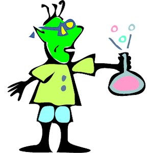 Cliparts of . Experiment clipart chemistry experiment