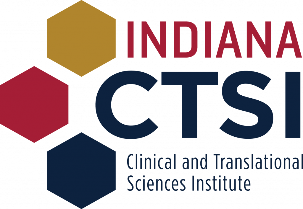 Honest clipart horizontal communication. Indiana ctsi funds postdoc