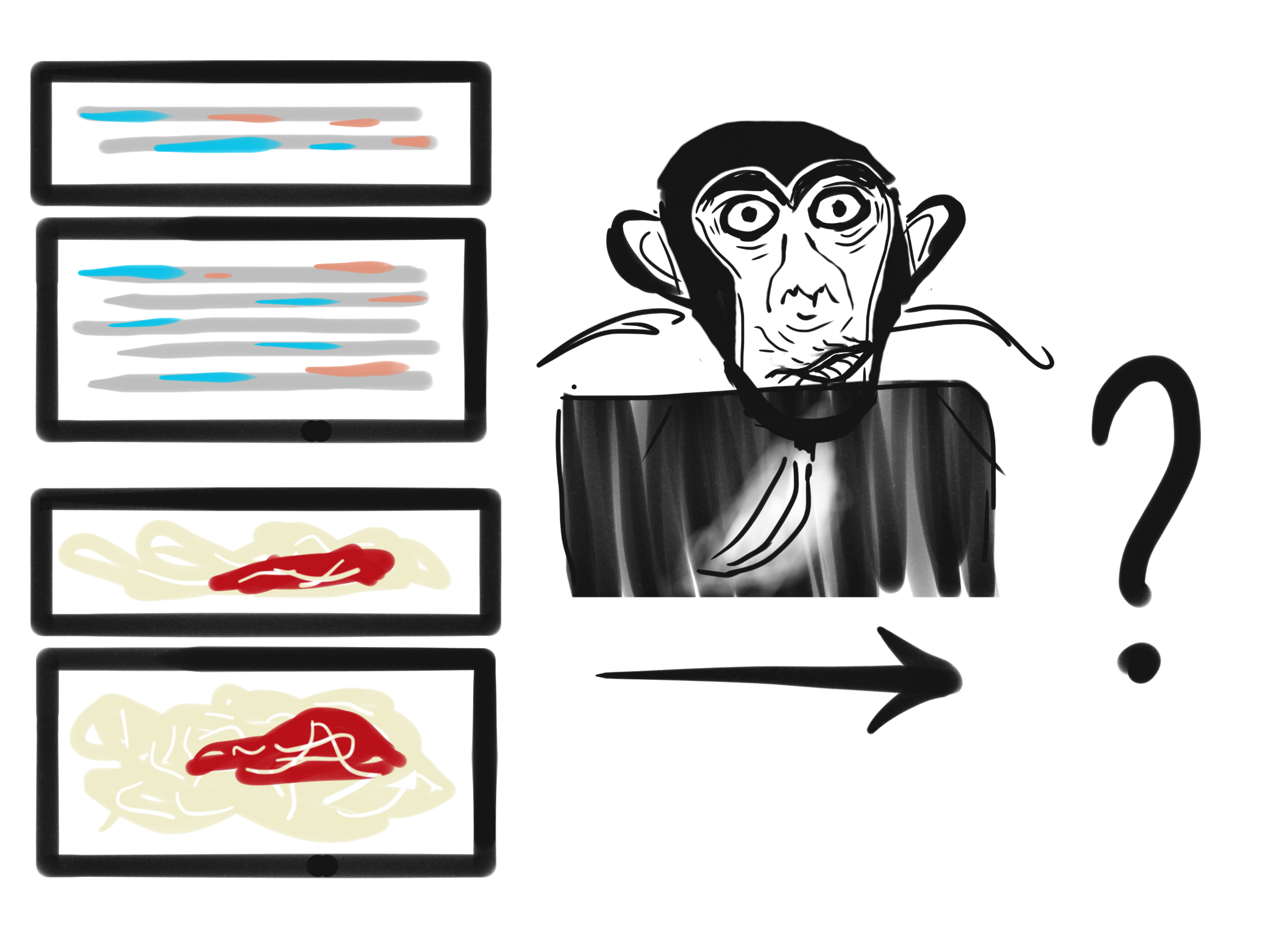 Introductory glimpses of evolvability. Experiment clipart computer scientist