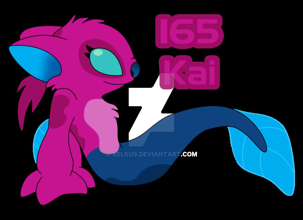 Experiment kai by xelku. Stitch clipart annoyed