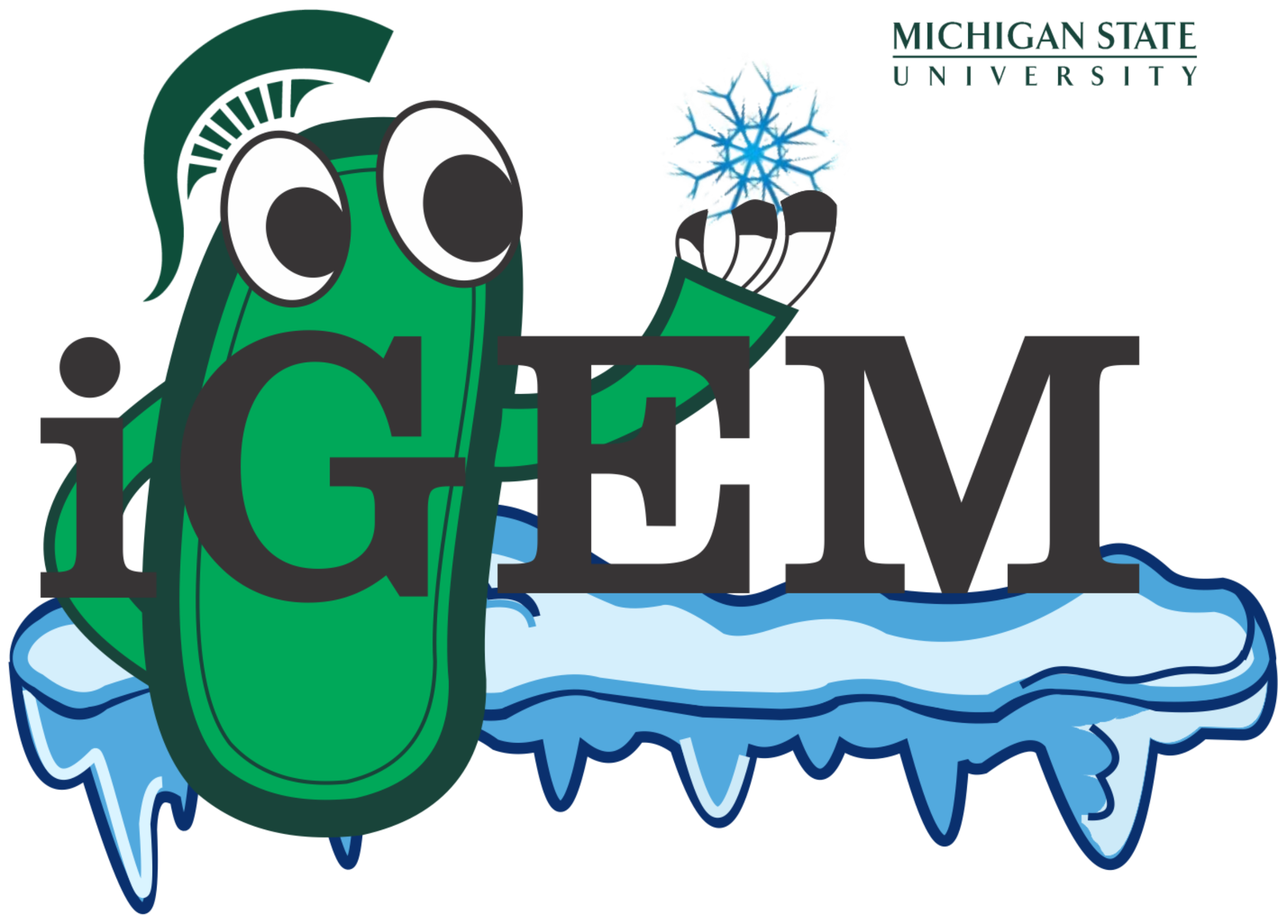 Team msu igem org. Spartan clipart michigan state