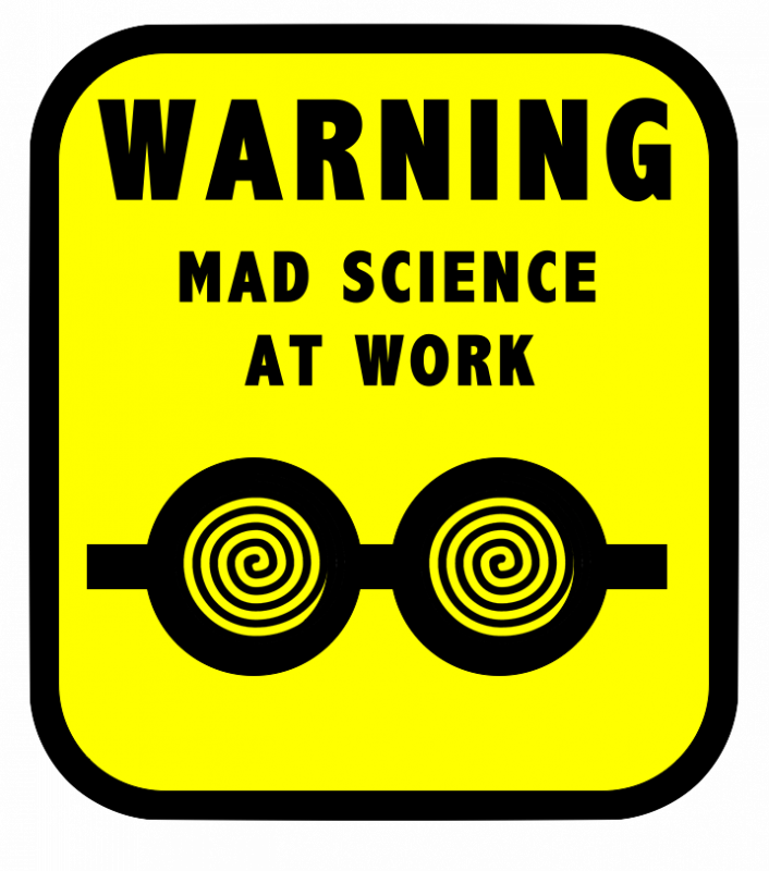 Steam ahead club mad. Scientist clipart science center