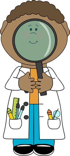 best clip art. Scientist clipart introduction