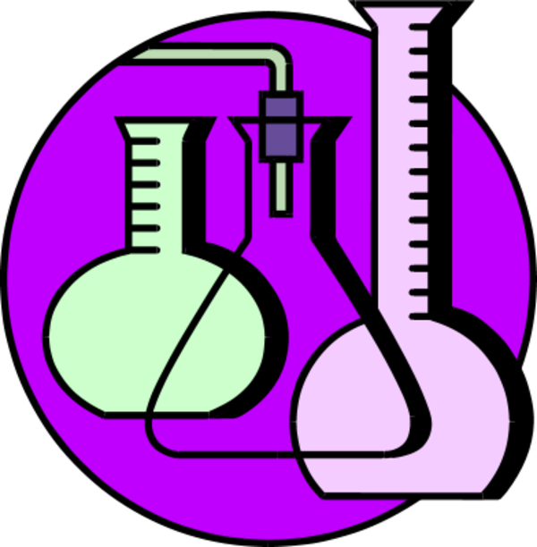 collection of test. Experiment clipart science competition