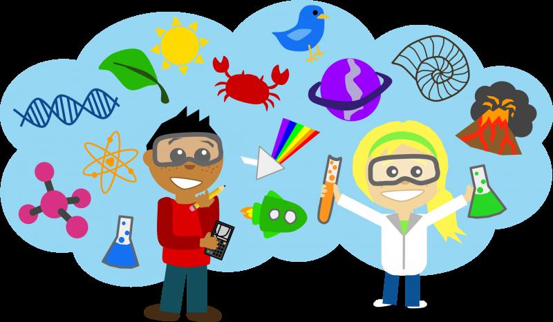 Experiment clipart science competition. Calendar banff public library