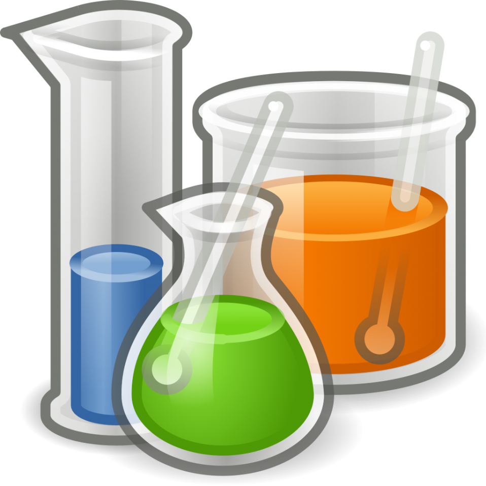 Fun for everyone east. Experiment clipart science equipment