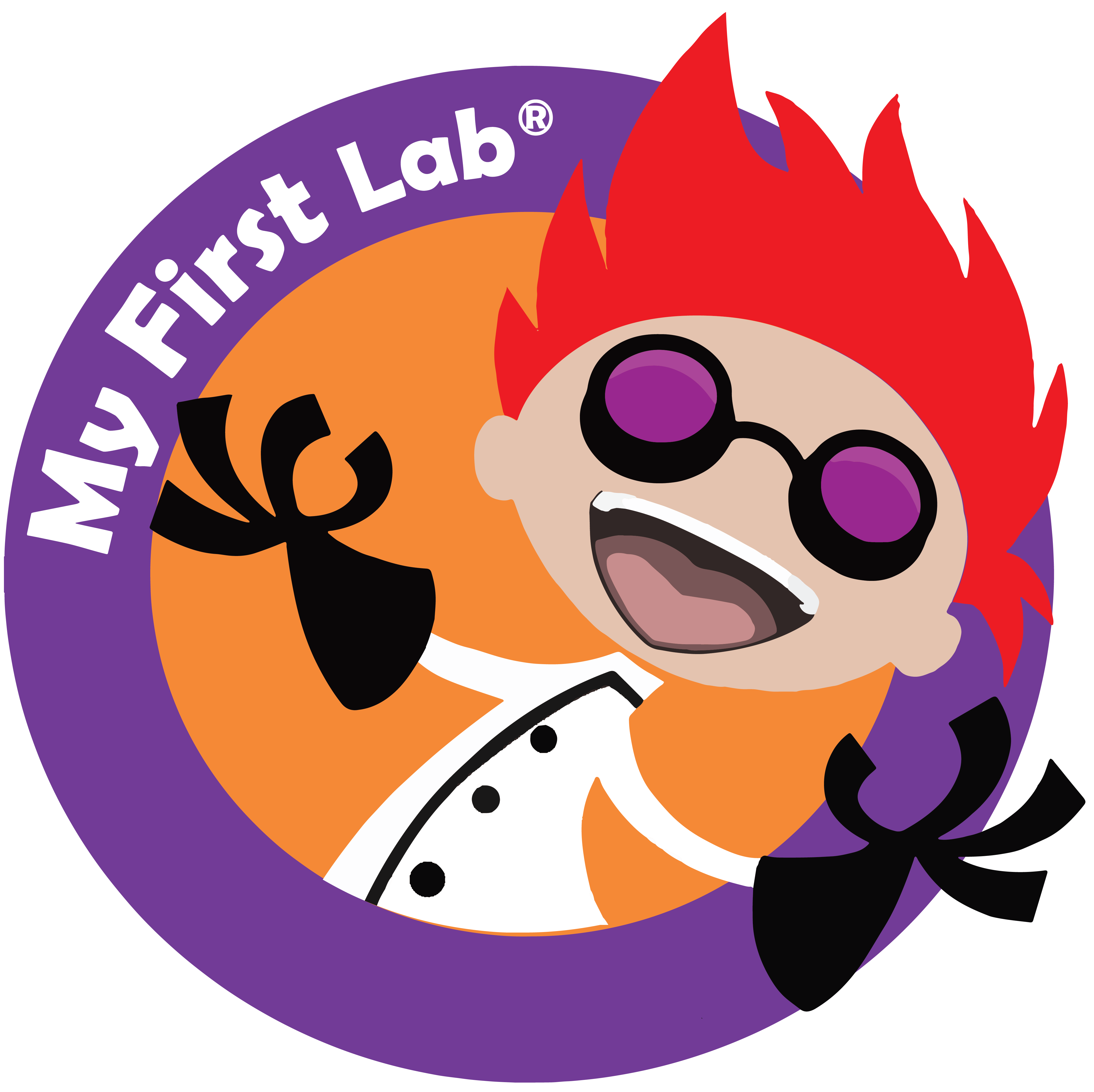 About us my first. Experiment clipart stem lab