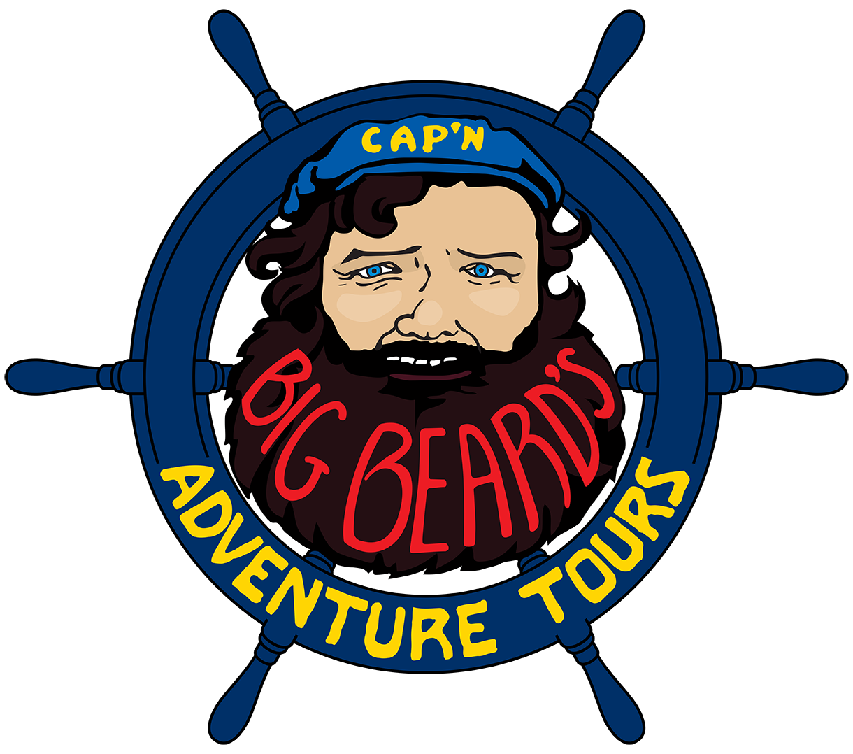 Big beards adventure tours. Sunset clipart island caribbean