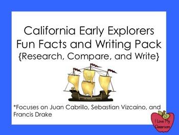 explorer clipart california early