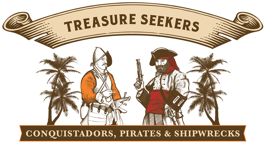 Treasure clipart treasure hunter. Seekers tampa bay history