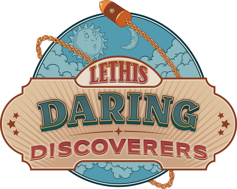 Lethis daring discoverers by. Explorer clipart discoverer