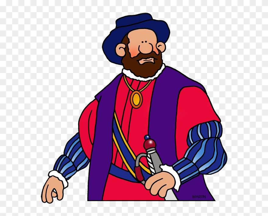 Spanish explorers ferdinand magellan. Explorer clipart english