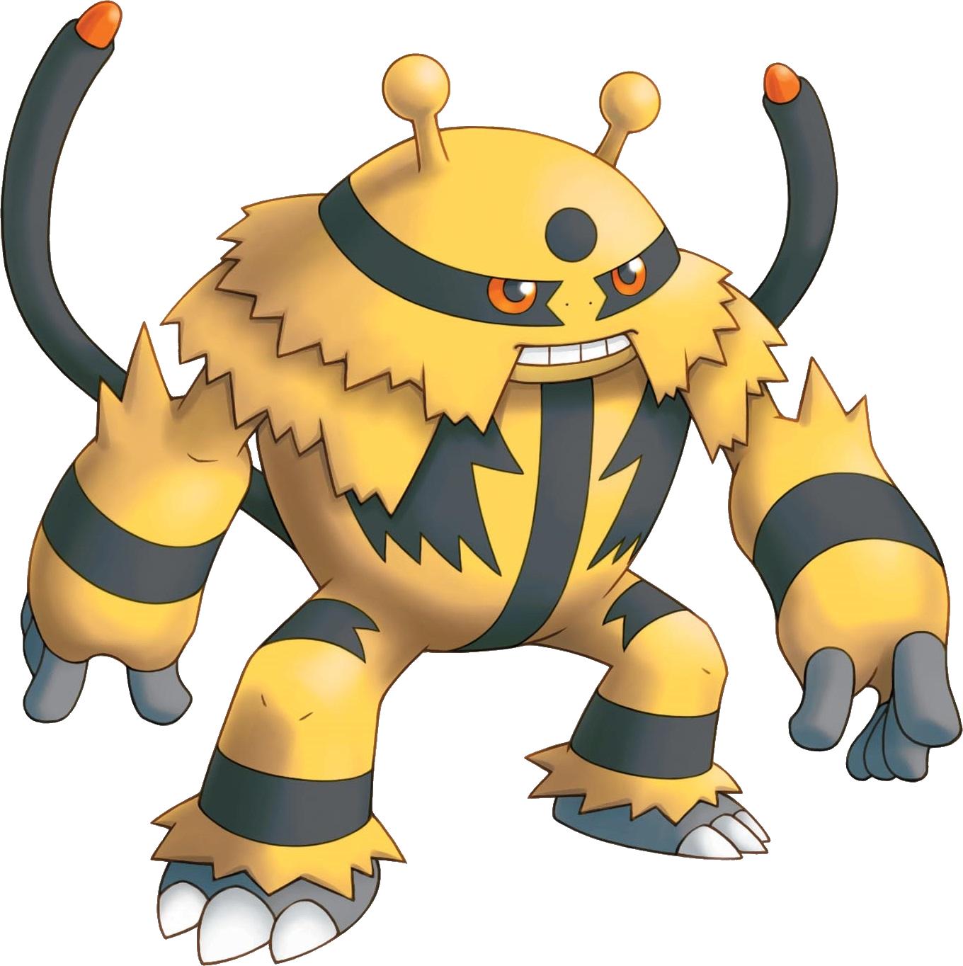 Image electivire pokemon mystery. Explorer clipart geo