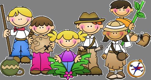 Children s programs madison. Explorer clipart kid explorer