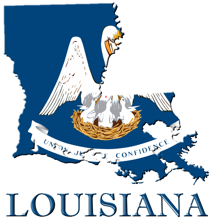 State of clipartlogo by. Explorer clipart louisiana early