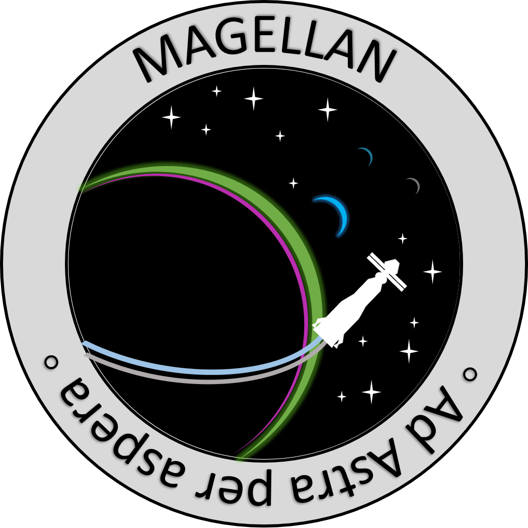 Missions clipart mission control. Magellan manned to the