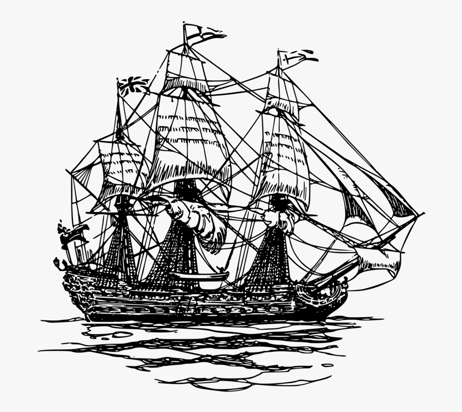 Drawing free cliparts on. Mayflower clipart simple ship