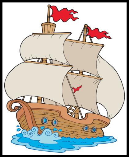 Explorer clipart magellan ship. Mrs grunski