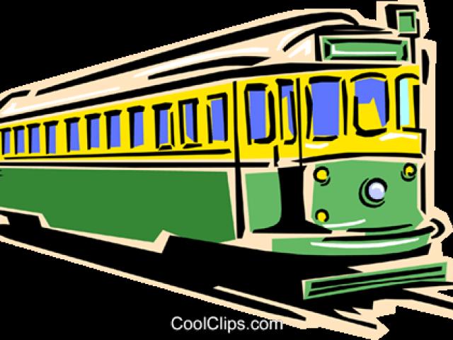 Jet train tram transparent. Explorer clipart passenger