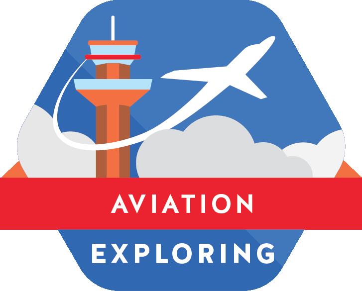 Explorer clipart point. Aviation exploring post an