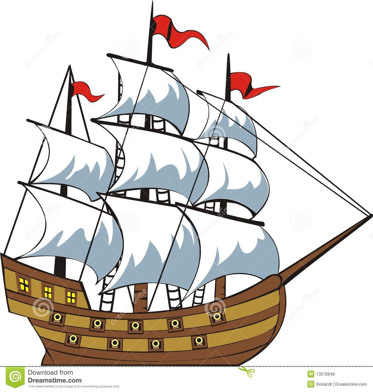 Clip free download best. Explorer clipart sailing ship