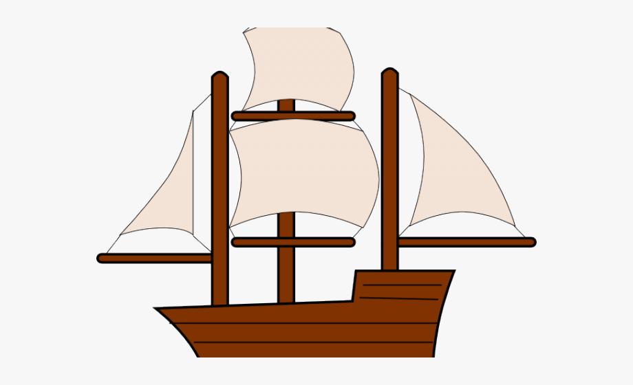Corner clip art . Explorer clipart sailing ship