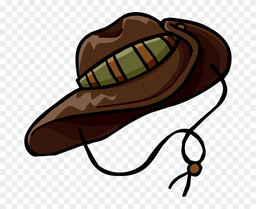 Outback hat clip art. Explorer clipart transparent