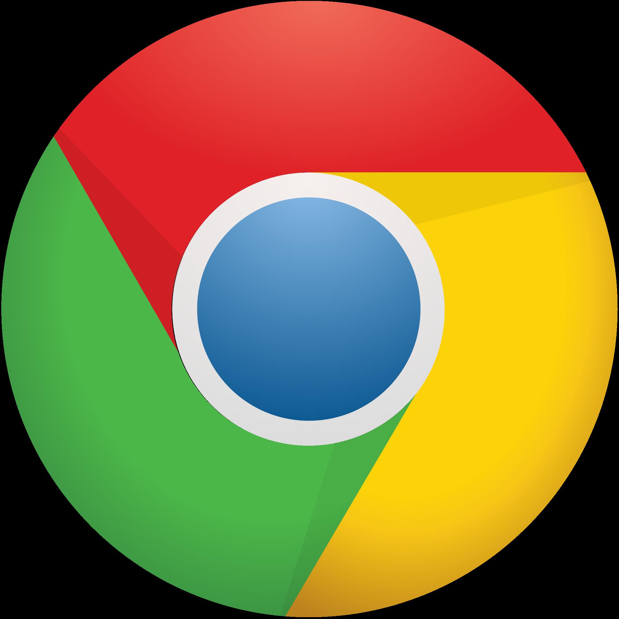 Geometry clipart icon. File google chrome svg