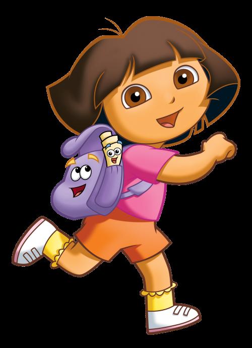 Dora png transparent image. Explorer clipart vector