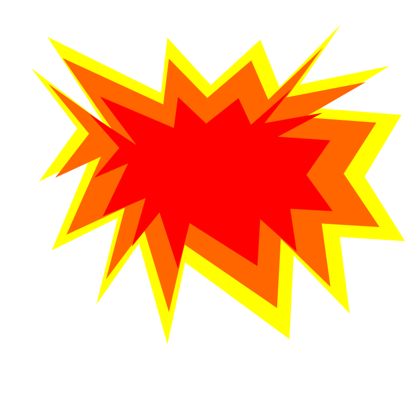 Clouds clipart explosion. Clip art free images
