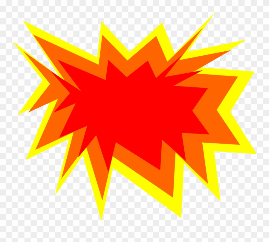 kb animated explosion. Bomb clipart transparent background