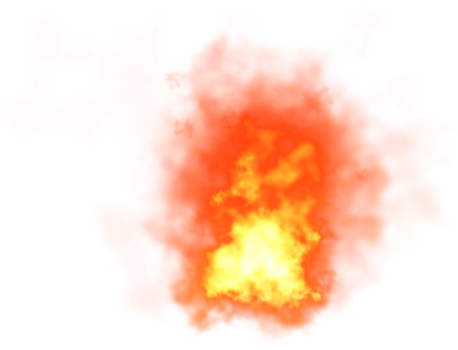 Fire clip art photo. Orange smoke png